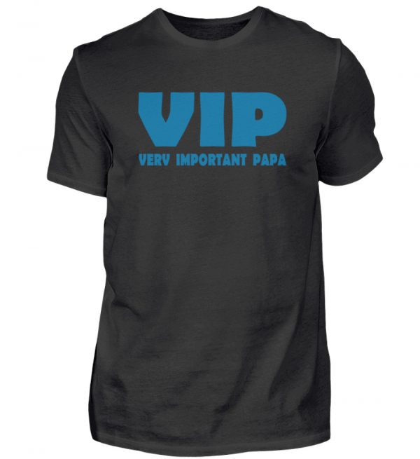 Very Important Papa. Geschenkidee zum Vatertag oder Opatag. VIP - Herren Premiumshirt-16