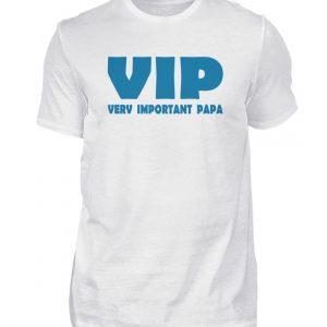 Very Important Papa. Geschenkidee zum Vatertag oder Opatag. VIP - Herren Premiumshirt-3
