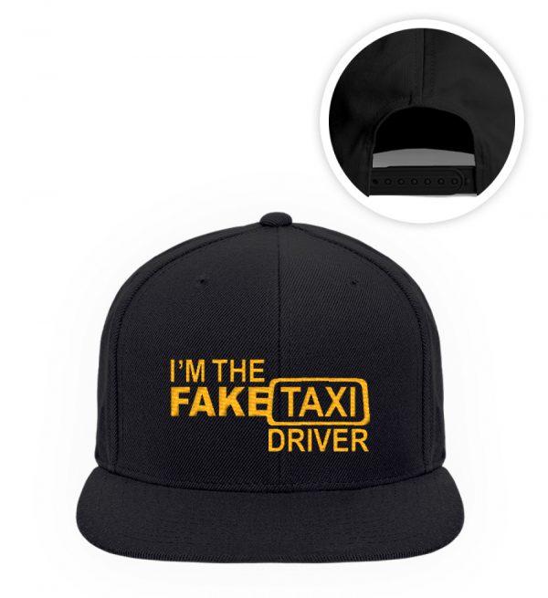 I-m the fake Txi Driver Taxifahrer Geschenkidee für Droschkenfahrer - Kappe-16