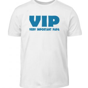 Very Important Papa. Geschenkidee zum Vatertag oder Opatag. VIP - Kinder T-Shirt-3