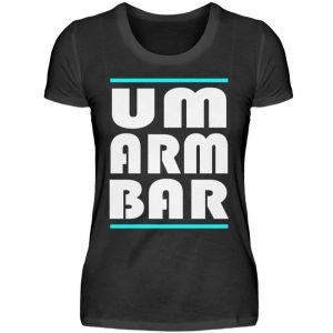 Wenn Du nicht auf Abstand gehen willst, sondern umarmbar ist, zeige das - Damenshirt-16