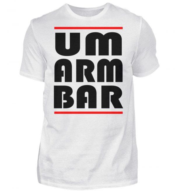 Wenn Du nicht auf Abstand gehen willst, sondern umarmbar ist, zeige das - Herren Shirt-3