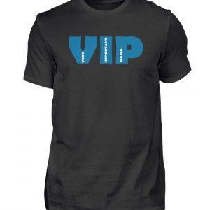 Very Important Papa. VIP. Geschenkidee zum Vatertag. Geschenke für Väter - Herren Shirt-16