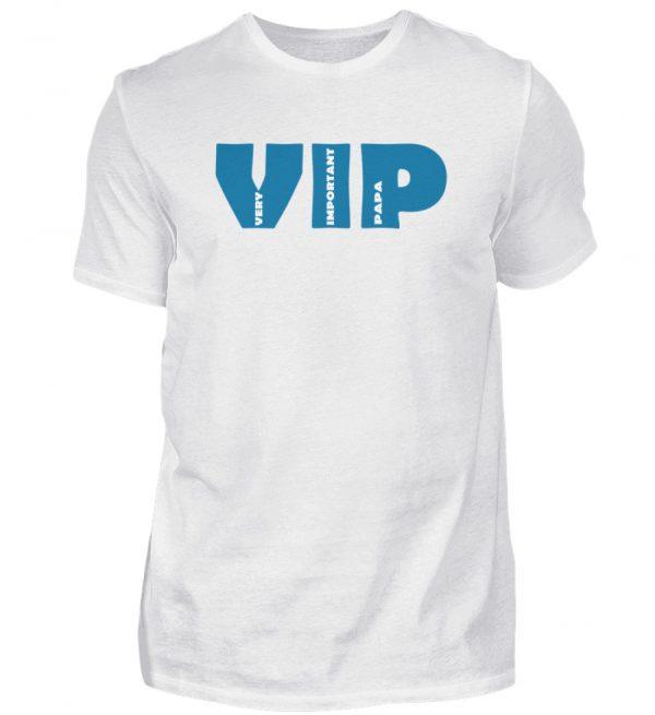 Very Important Papa. VIP. Geschenkidee zum Vatertag. Geschenke für Väter - Herren Shirt-3