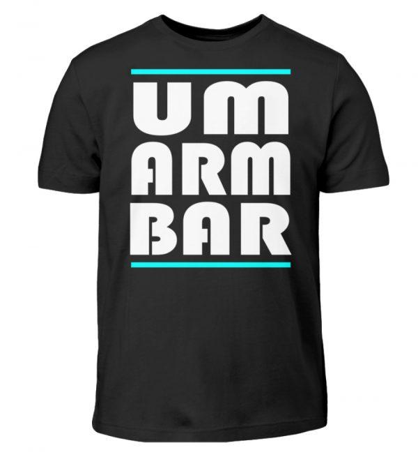Wenn Du nicht auf Abstand gehen willst, sondern umarmbar ist, zeige das - Kinder T-Shirt-16