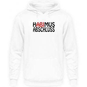 Lustiges Shirt zum ABI Abschluss Schulabschluss | Lateinischer Spruch - Unisex Kapuzenpullover Hoodie-1478
