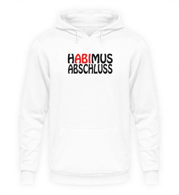 Lustiges Shirt zum ABI Abschluss Schulabschluss   Lateinischer Spruch - Unisex Kapuzenpullover Hoodie-1478