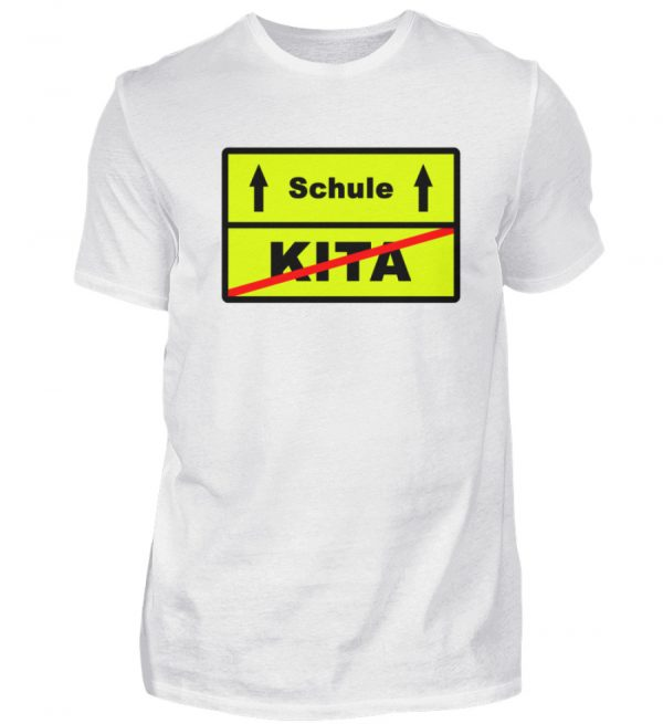Cooles Shirt zur Einschulung, Schulbeginn | Für Idötzchen und Schulanfänger - Herren Shirt-3