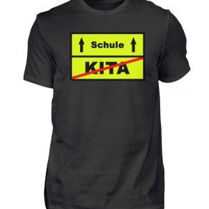 Cooles Shirt zur Einschulung, Schulbeginn | Für Idötzchen und Schulanfänger - Herren Shirt-16