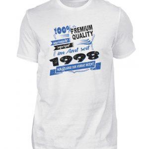 Cooles Geburtstagsgeschenk Gdeburtstagsshirt 1998 geboren. Happy Birthday Geburtstagskind - Herren Shirt-3