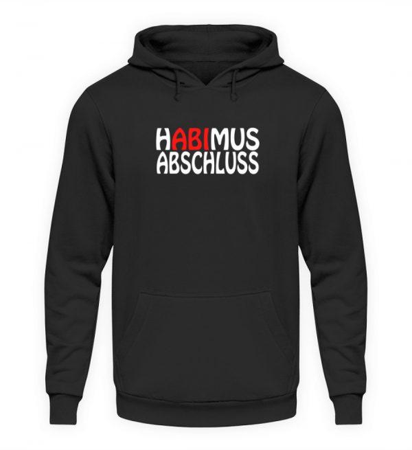 Lustiges Shirt zum ABI Abschluss Schulabschluss   Lateinischer Spruch - Unisex Kapuzenpullover Hoodie-1624