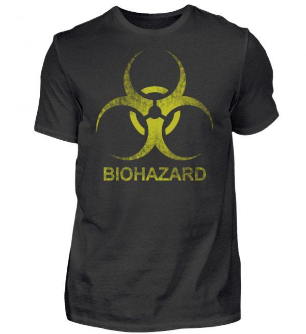 Bio-Hazard, tolle Geschenkidee für Alarmierte - Herren Shirt-16