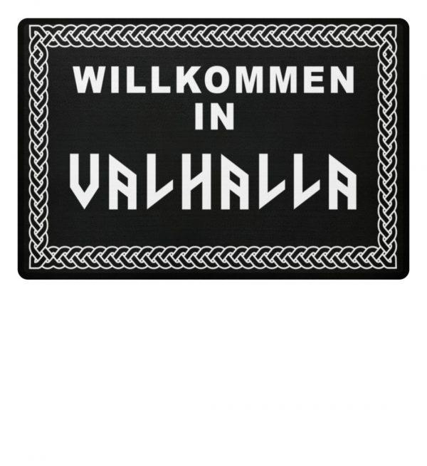 Valhalla Fußmatte Wikinger Vikings - Fußmatte-16