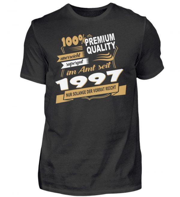 Cooles Geburtstagsgeschenk Gdeburtstagsshirt 1997 geboren. Happy Birthday Geburtstagskind - Herren Shirt-16