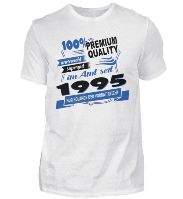 Cooles Geburtstagsgeschenk Gdeburtstagsshirt 1995 geboren. Happy Birthday Geburtstagskind - Herren Shirt-3