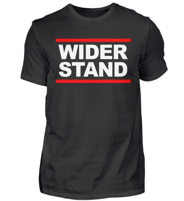 Für das Grundgesetz. Widerstands Shirt. Widersetze Dich. Steh auf und leiste Widerstand - Herren Shirt-16