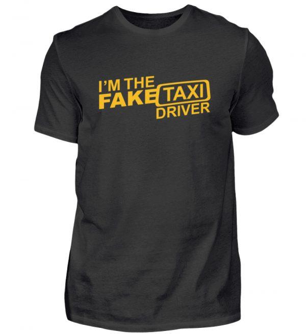 Funny I-m The Fake Taxi Driver Gift Geschenk Geschenkidee - Herren Shirt-16